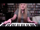 Me Singing 'Hey Jude' By The Beatles (Full Instrumental Cover By Amy Slattery)