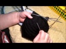 Вязание мужской шапки спицами Легко и красиво