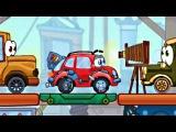 Машинка Вилли 13 серия. Мультики про машинки. Смотреть мультфильмы для малышей. Вилли машина времени