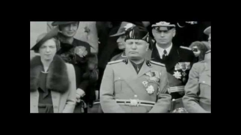 Ultima Frontiera and Benito Mussolini