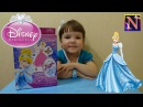 Принцессы Диснея игры одевалки Наряды для Золушки Disney Princess Cinderella game