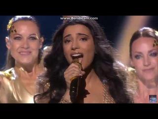 Semra Rehimli Eurovision final