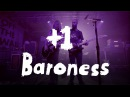 Baroness perform March to the Sea at House of Vans 1
