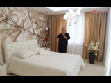 Интерьер двухкомнатной квартиры на пр. Есенина - 76 кв.м. Обзор дизайн-проекта ква ...