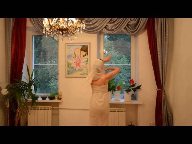 Сакральное кружение СпинФлай Богородице (танец-кружение SpinFly), Анастасия Зуева