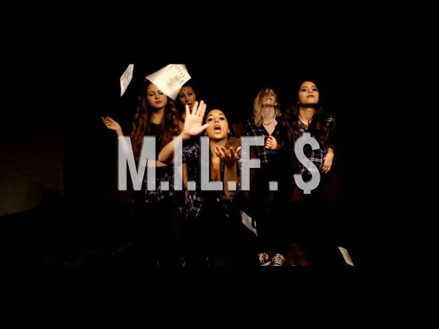 M.I.L.F. $- @Fergie | @DanaAlexaNY Choreography