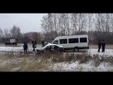 В Киреевском районе в ДТП погибли двое и пострадали 8 человек