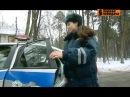 Девушка инспектор ДПС разводит водителей