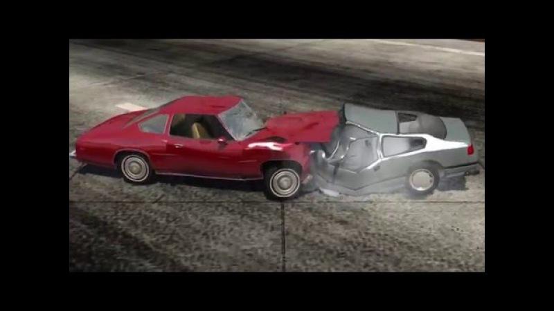 ЭПИЧНЫЕ АВАРИЙ В BEAM NG DRIVE1Epic accident in car crash BEAM NG DRIVE1