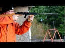 .22 Savage Arms Model 64 Homemade Wood and Aluminum Pistol Grip Stock
