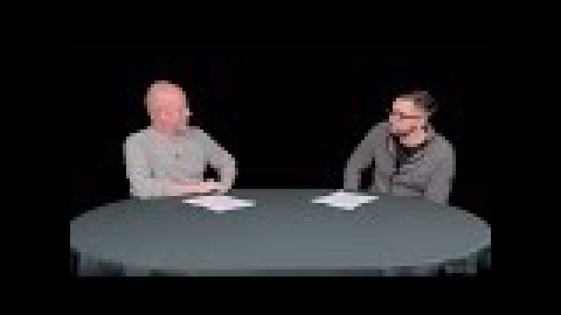 Разведопрос Борис Цацулин про здоровый образ жизни часть 1