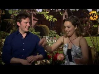 Me Before You interview Emilia Clarke and Sam Claflin
