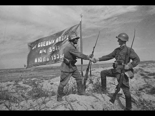 Бои на Халхин Голе Победа СССР на Халхин Голе Забытая война