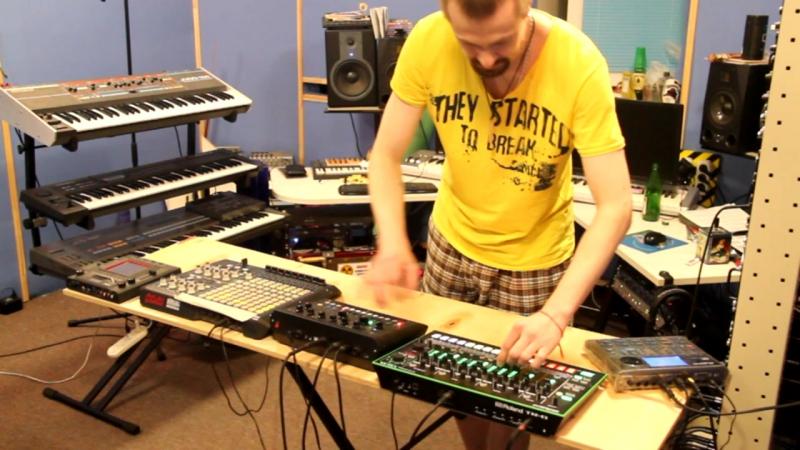 IZOTOPE STUDIO - analog session live 10.06.16 (full version)