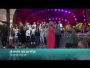 Sanna Nielsen Tensta Ghost Choir and the audience Hela Världen För Mig Allsång På Skansen 16 08 2016