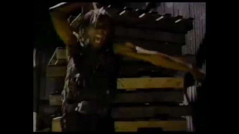 Ворон The Crow 1994 ТВ ролик