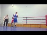Дмитрий Степочкин в красной форме