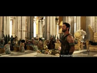 Боги Египта (2016) Трейлер фильма с Суперкубка