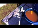 Песочный фильтр для бассейна своими руками (HD)