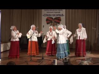 Сохрани песню(ст-ца Тбилисская) - Через тот высок терем