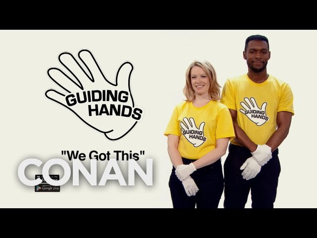 Introducing Guiding Hands - CONAN on TBS