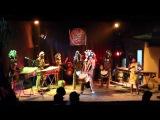 Bwazan in Concert (balafon and djembe solos) - Ouagadougou, Burkina Faso (Nov.7, 2015)