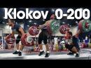 Dmitry Klokov 0 200kg Pause Snatch Full Session 2015 World Weightlifting Championships