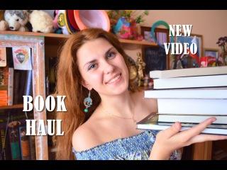 ЭТО BOOK HAUL //ИЮНЬ
