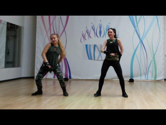 Dancehall with Alexandra Poryadina. Music: Eva Simons - Policeman