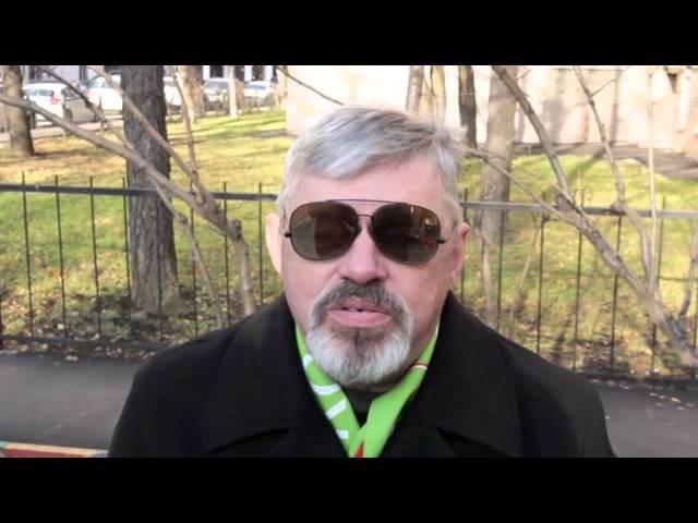 Юрий Медовар из Института водных проблем РАН против добычи никеля в Прихоперье