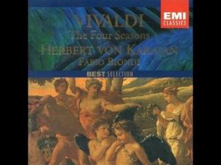 ♪Vivaldi - The Four Seasons :Fabio Biondi/ Europa Galante 2000