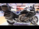 2016 BMW K1600GTL Exclusive - Walkaround - 2015 EICMA Milan