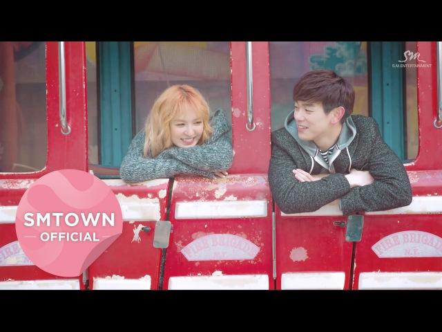 [STATION] 에릭남 x 웬디_봄인가 봐 (Spring Love)_Music Video