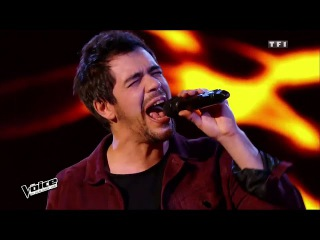 Sol (Des armes - Léo FERRÉ) The Voice 2016 France