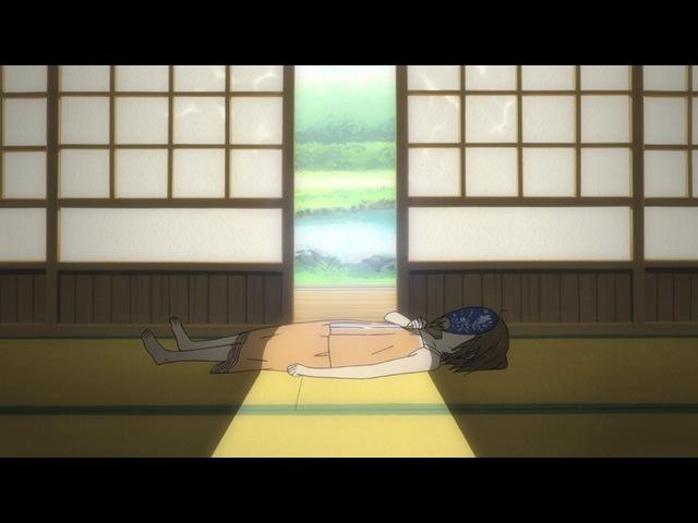Hotarubi no Mori e _ Туда, где мерцают светлячки [RenFun %Hoshi-no-Shizuku]