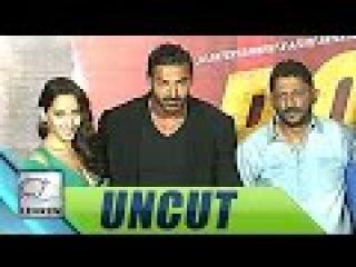 'Rocky Handsome' Official Trailer Launch   John Abraham   Shruti Haasan   UNCUT   LehrenTV