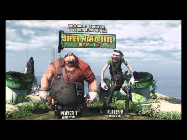 Super Mario Bros. - Gulf of Mexico -