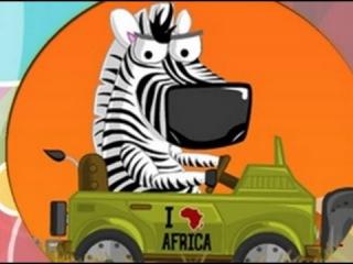 ✔ Мультик ИГРА для Детей - Еду на машине - Животные и Машинки Время Safari ✔