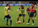 Equipe de France Féminine : dernier entrainement avant Clairefontaine !