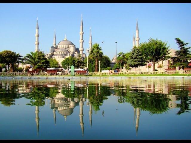 Таинственный, восточный мир – Турция | Древний Стамбул - настоящий портал, машина времени