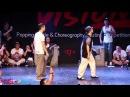 Hoan vs Kite Dance Vision vol 3 Popping Battle Semi Final