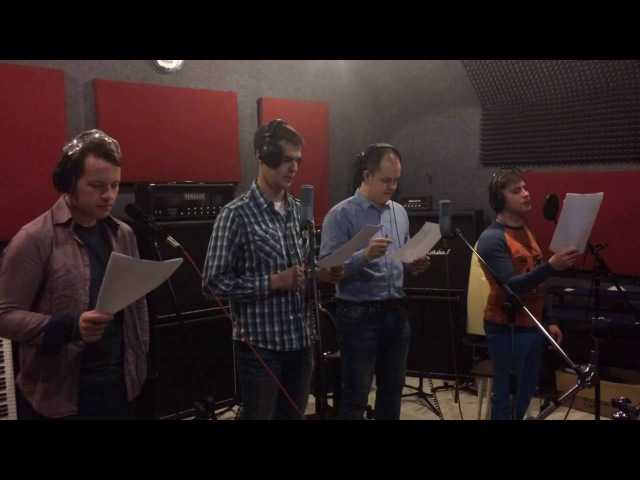 ATONISMEN - choir recording parth 1