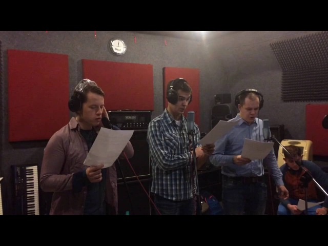 ATONISMEN - choir recording parth 3