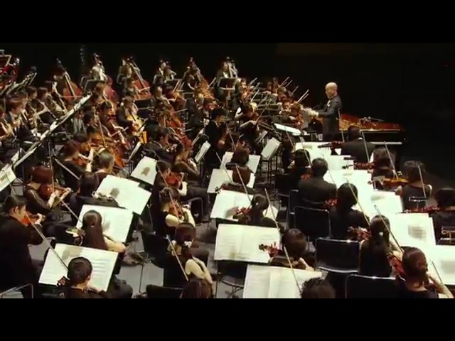 Joe Hisaishi in Budokan - Studio Ghibli 25 Years Concert [HD] [1080p]