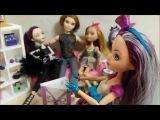 Топ 5 фактов о Эвер Афтер Хай. Мультики для девочек. Стоп моушен. Куклы Шоу #8