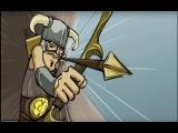 Dovahbear Part 1 (Skyrim Cartoon)