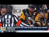 NHL Morning Catch-Up: Penguins draw first blood
