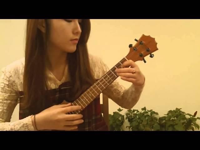 Moon River _ Ukulele _ Ajoy★(아조이별)