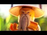 THE LEGO NINJAGO MOVIE - Master Wu Promo Clip (2017) Jackie Chan Animated Movie HD