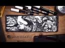 Posca Paint Pen   Quick Draw No.1 (4k)